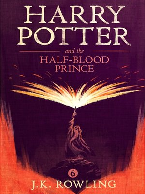 cover image of Harry Potter and the Half-Blood Prince